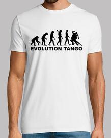 evoluzione del tango