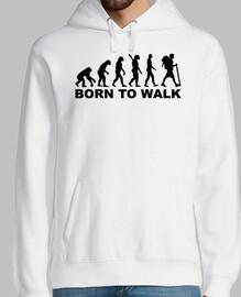 evoluzione escursionismo nato per cammi