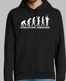 evoluzione giocoleria