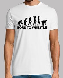 evoluzione nato per lottare di sumo