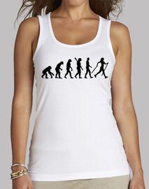 evoluzione nordic walking