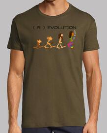 evoluzione r