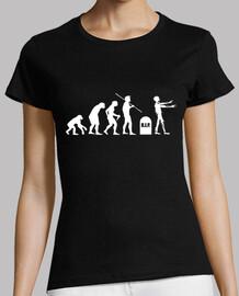 evoluzione zombie