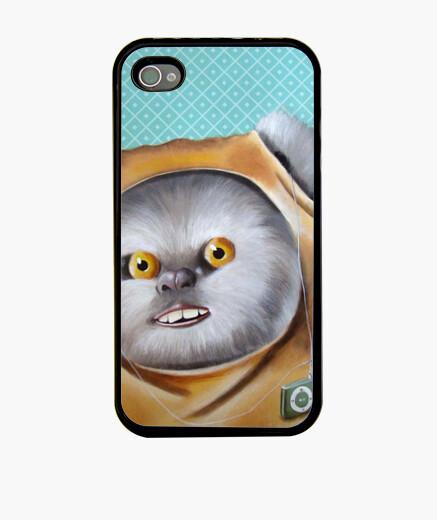 Coque iPhone ewok