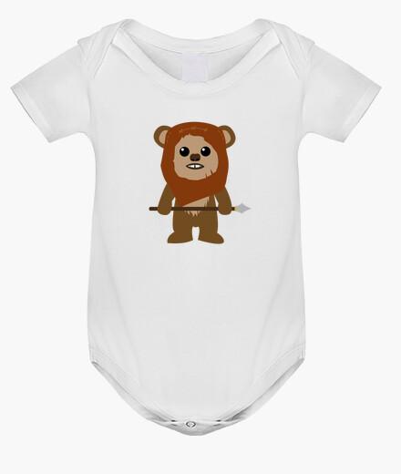 Abbigliamento bambino ewok di stella wars