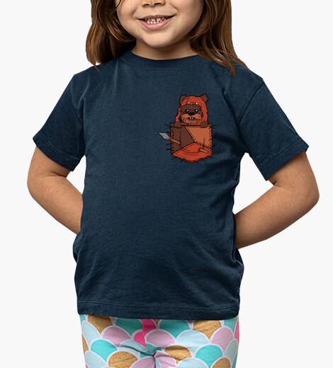 Ropa infantil Ewok Pocket