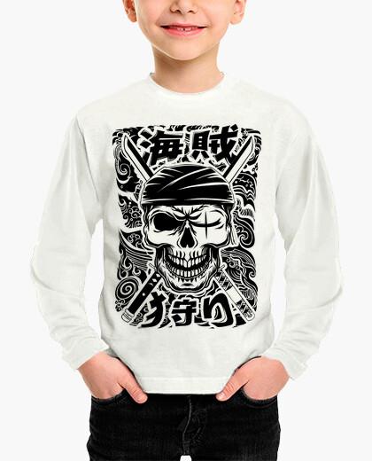 Ropa infantil ex cazador de piratas