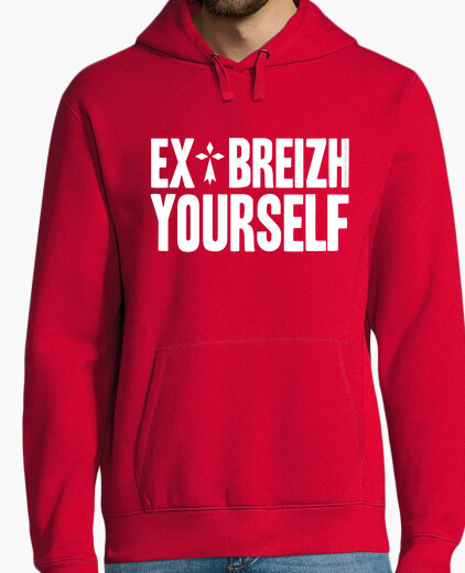 Exbreizh yourself - homme sweat léger