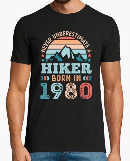 Camiseta excursionista nacido en 1980 40...