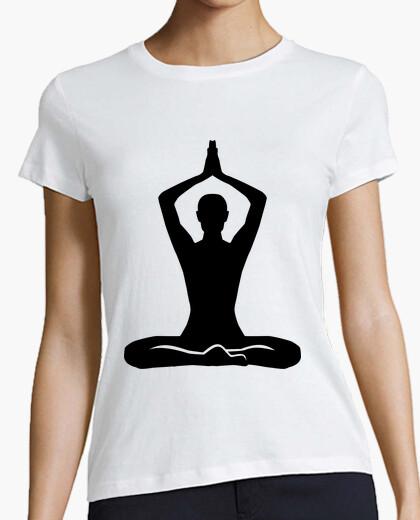 Tee-shirt exercice de méditation