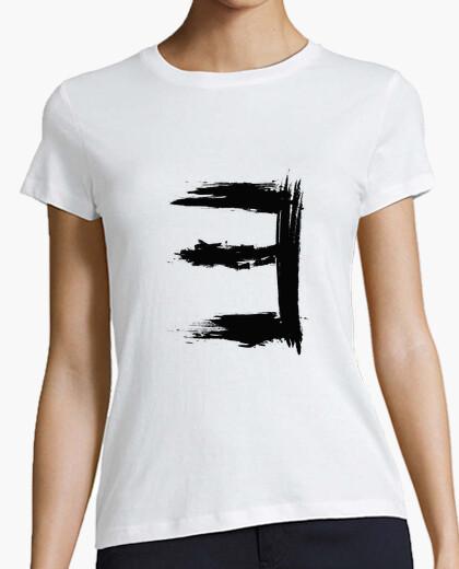Camiseta Existensial Quantifier - Black Edition