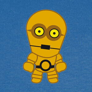 Camisetas ExM12 - Star Wars - C3PO