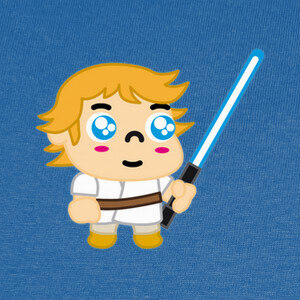 Camisetas ExM12 - Star Wars - Luke Skywalker