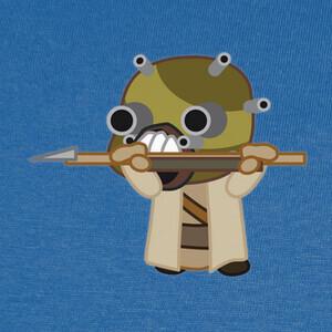 Camisetas ExM12 - Star Wars - Morador del desierto