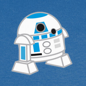 Camisetas ExM12 - Star Wars - R2D2