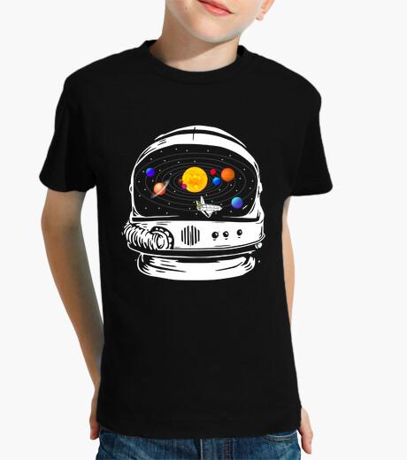 Ropa infantil explorar el sistema solar