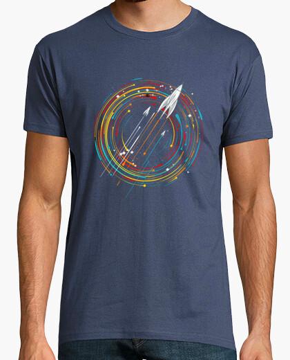 Camiseta explorar las estrellas