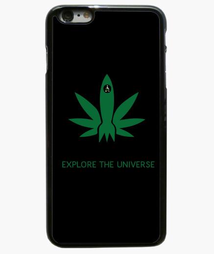 Funda iPhone 6 Plus / 6S Plus Explore the universe iPhone 6 Plus Case Black