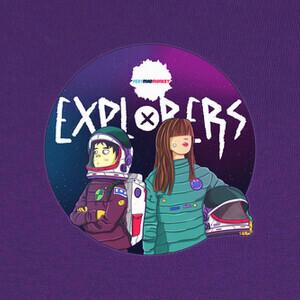 Camisetas Explorers