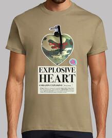 explosive coeur homme
