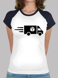 express camion de colis