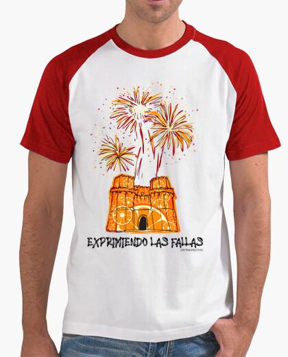 Camiseta Exprimiendo las fallas