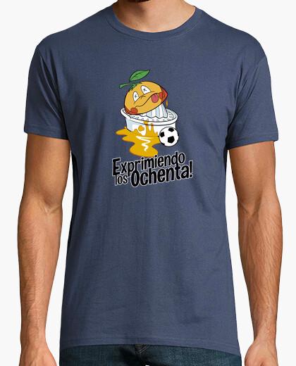 Camiseta Exprimiendo los 80