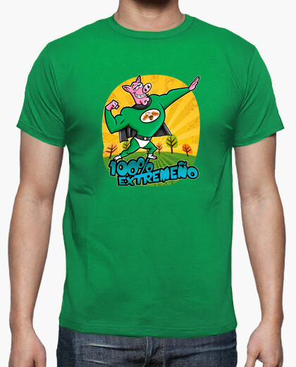 Extremadura father t-shirt