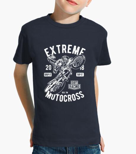Ropa infantil Extreme Motocross