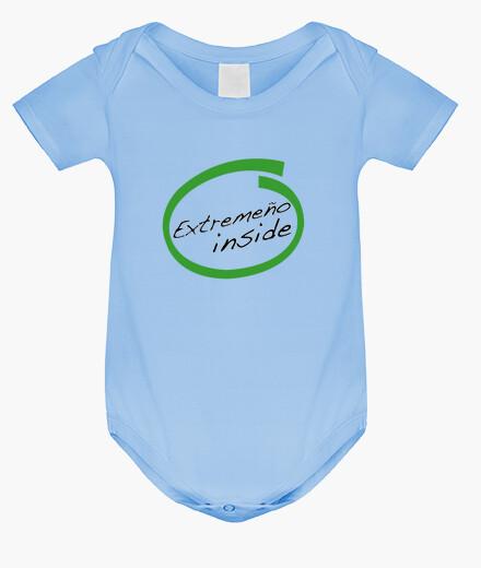 Ropa infantil Extremeño Inside Bebé