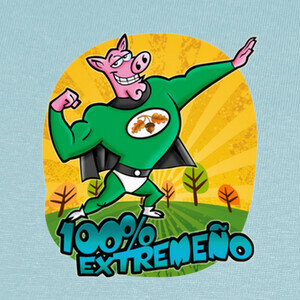 EXTREMEÑO PADRES T-shirts