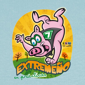 EXTREMEÑO PEQUES T-shirts