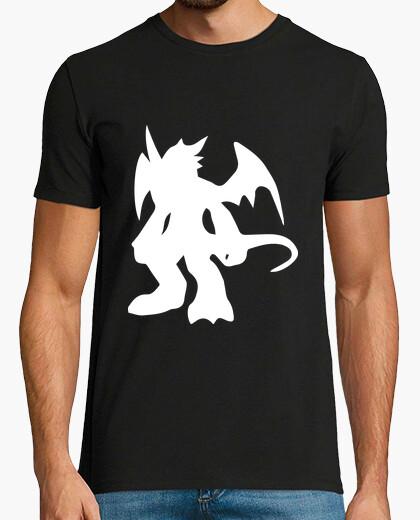 Camiseta ExVeemon Black
