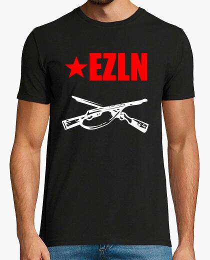 Camiseta EZLN Fusiles (Exclusiva en Punkisetas)