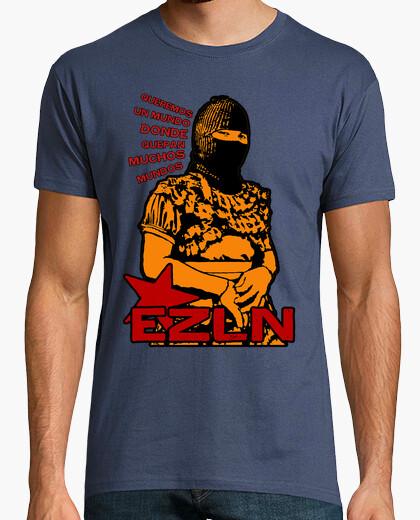 Camiseta EZLN Zapatista Chiapas