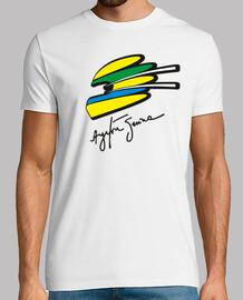 F1 Casco Ayrton Senna