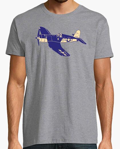 Camiseta F4U Corsario Avión Casa; Corsair Fighter Aircraft