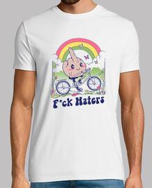f * ck la camicia degli odiatori