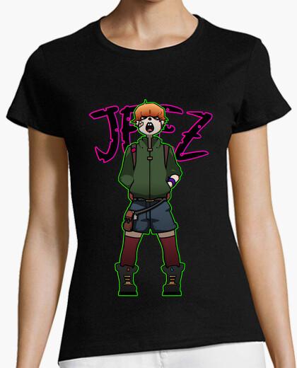 Tee-shirt f jeez