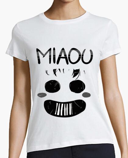 Tee-shirt f off - cat zacharie