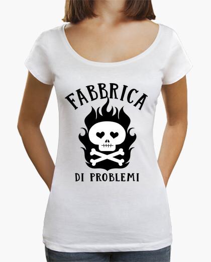 T-shirt Fabbrica di problemi