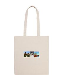 fabric bag 100% cotton beni turismo