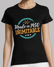 fabriqué en 1950 inimitable