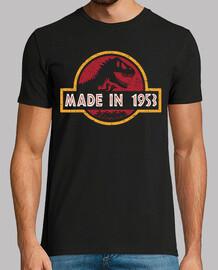 fabriqué en 1953