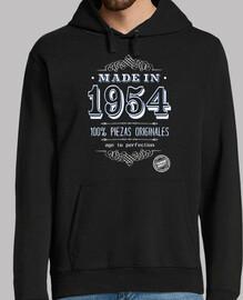fabriqué en 1954