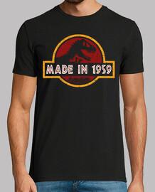 fabriqué en 1959