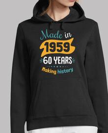 fabriqué en 1959 60 ans d39histoire