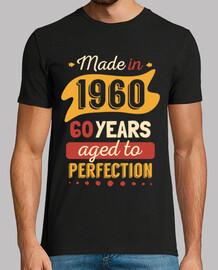 fabriqué en 1960 60 ans à la perfection
