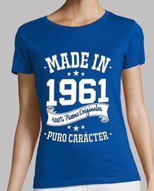fabriqué en 1961