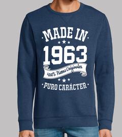 fabriqué en 1963